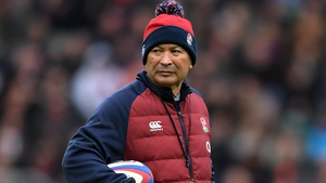 Eddie Jones' England host Ireland this Sunday
