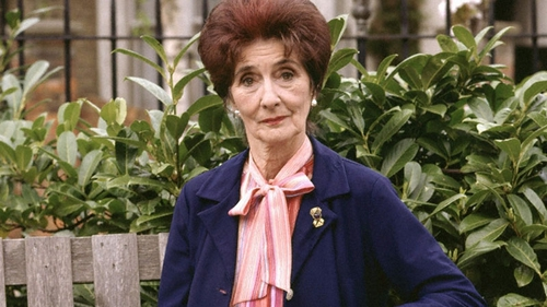 """June Brown: """"I've played two people simultaneously for 35 years. Really Dot wasn't me, but spiritually she probably was."""""""