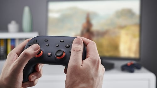 Google Stadia promises the power of a games console - but streamed over the internet