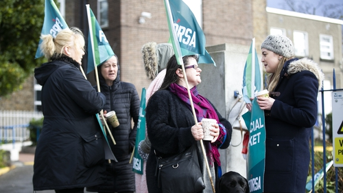 The workers belonging to SIPTU and Fórsa are employed in a number of so-called Section 39 bodies (Photo: RollingNews.ie)