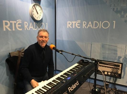 Live Music With Paul Harrington