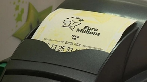 It was the 16th time the EuroMillions jackpot has been won in Ireland since 2004