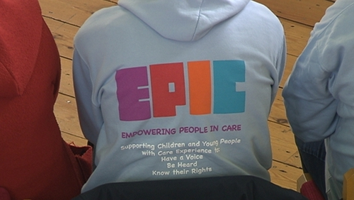 Empowering People In Care (EPIC) works with people in the care system