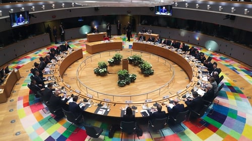 No date has been been set for another summit to try to agree a new EU budget