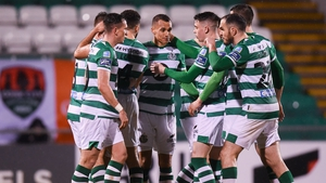 Shamrock Rovers lead the SSE Airtricity League