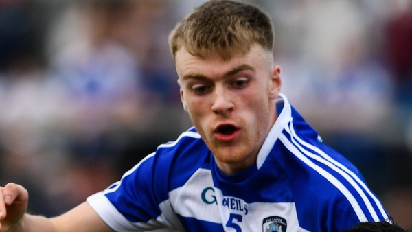 Sean O'Flynn got the goal for Laois