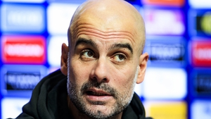 Pep Guardiola insists he will not be running for the exit door in wake of City's potential European ban.