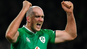 Devin Toner will win his 70th Ireland cap at Twickenham