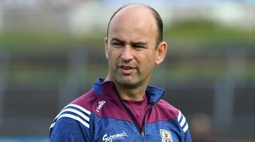 Galway U20 manager Donal O'Fatharta