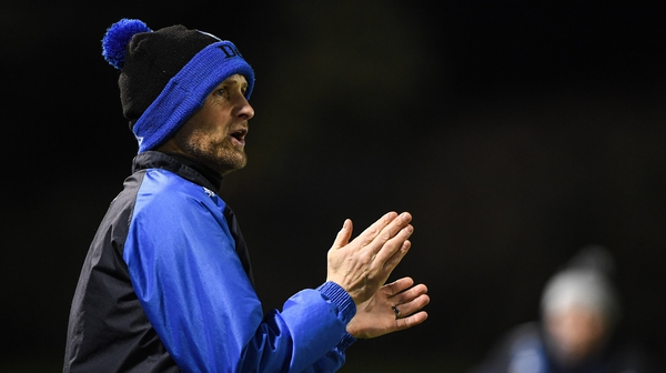 Waterford manager Benji Whelan.