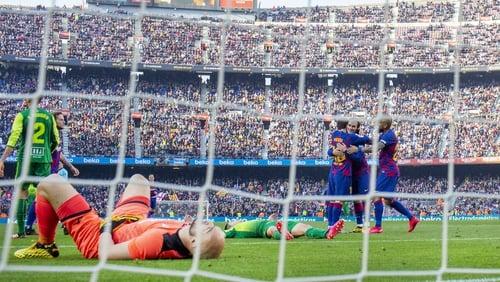 Soccer in Spain is now postponed indefinitely