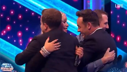 Ant and Dec gave away a house on Saturday Night Takeaway