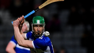 Ross King scored 0-12 for Laois