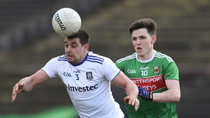 Monaghan and Mayo clash at Clones