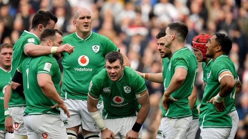 Ireland lost their first game under Andy Farrell