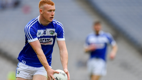 Colm Murphy scored 1-02 for the winners