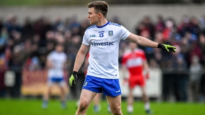 Conor McCarthy was the man-of-the-match in Clones