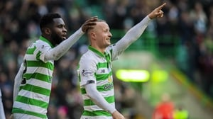 Leigh Griffiths sealed it for Celtic