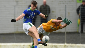 David Shaw made his Kerry senior debut