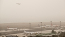 Four flights to Dublin Airport have been cancelled, as well as one flight from Gran Canaria to Cork Airport