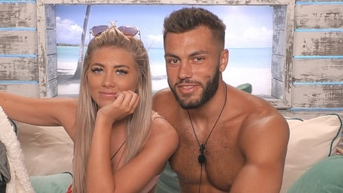 Paige and Finn win Love Island!