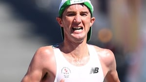 Kevin Seaward clocked up a personal best at the Seville Marathon.