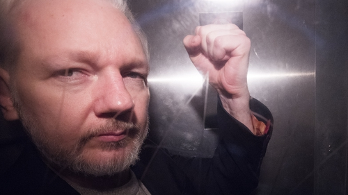 Julian Assange put lives at risk, lawyer for United States says