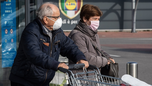 Fourth person in Italy dies from coronavirus