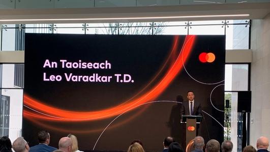 Mastercard announces 1,500 new jobs in Dublin