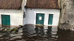 Former holiday resident of WB Yeats has been damaged by floods