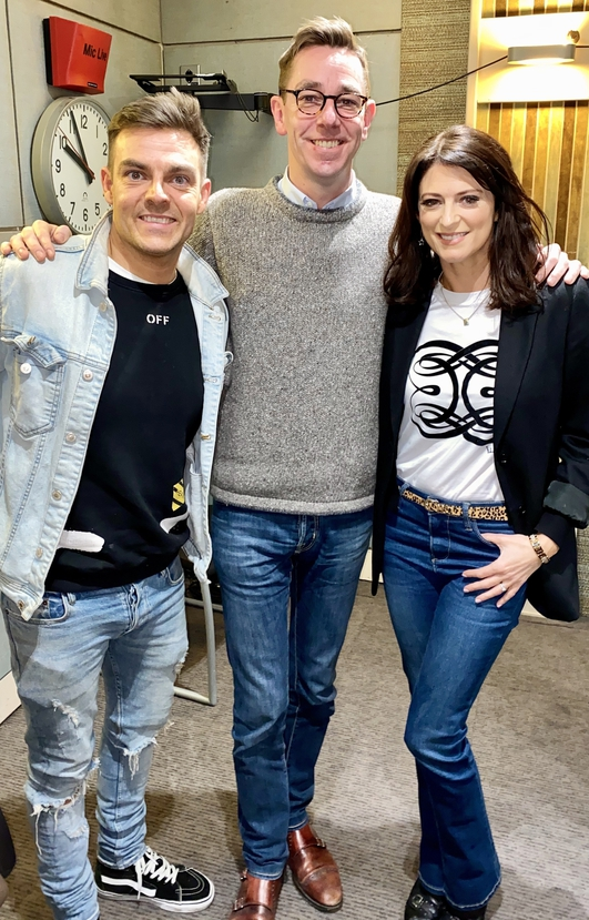 Sinéad O'Carroll and Ryan McShane - Dancing with the Stars