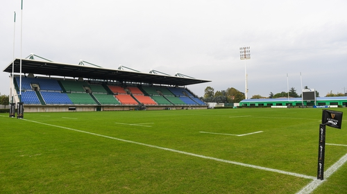 Ulster's trip to Treviso will not take place this weekend