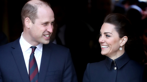 William and Kate will visit Ireland from 3-5 March