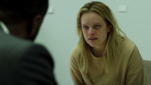 Elisabeth Moss in The Invisible Woman