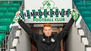 Rory Gaffney has moved to Tallaght Stadium