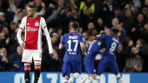 Ziyech has now agreed personal terms on a five-year deal to join Chelsea this summer