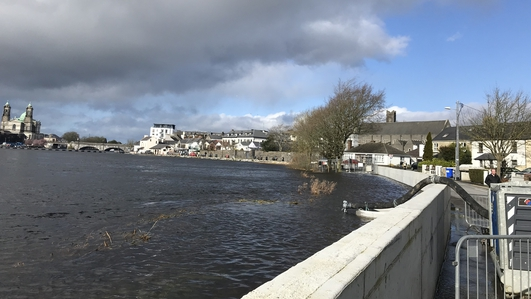 Calls for greater efforts to tackle impact of flooding
