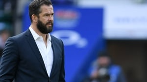Andy Farrell: 'We are in the same position as a few other teams'
