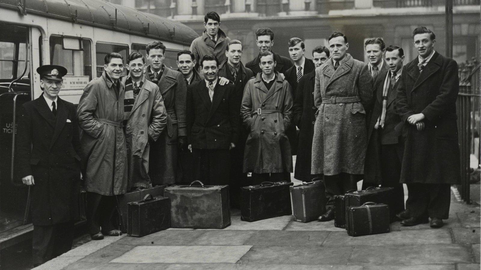 Voices of The Irish Men Who Built Britain