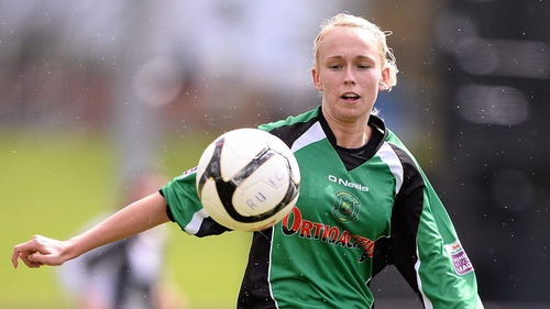 Roche previously left Peamount in June 2014