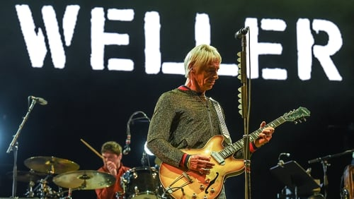 Paul Weller is set to release his new album, On Sunset, on Friday, June 12