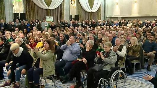Sinn Féin Public Meetings