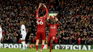 Liverpool came from behind to record another win