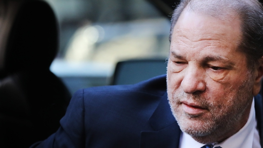 Film producer Harvey Weinstein guilty of sexual assault, rape