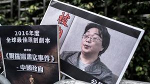 Gui Minhai was based in Hong Kong