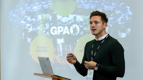 GPA CEO Paul Flynn