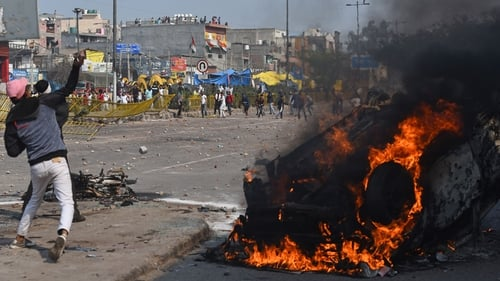 20 killed, 189 injured in India clashes