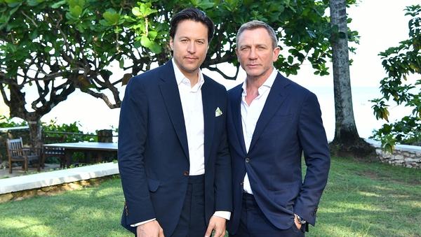 Cary Joji Fukunaga is hoping to send Daniel Craig off at an all time high