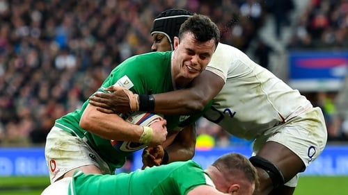 James Ryan: 'We spoke about being physical, being aggressive. We didn't show enough of that'