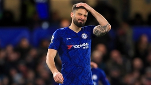 It was a disappointing night for Chelsea